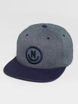 NEFF Snapback Caps Daily Smile sininen