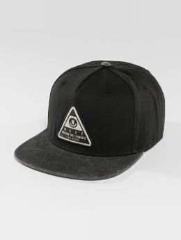 NEFF Snapbackkeps X Wash svart