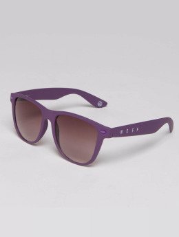 NEFF Männer,Frauen Sonnenbrille Daily in violet