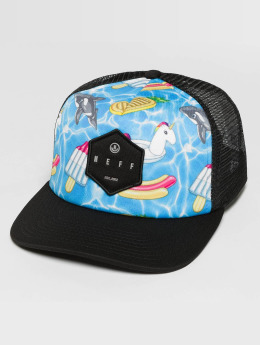 NEFF Trucker Cap Hot Tube bunt