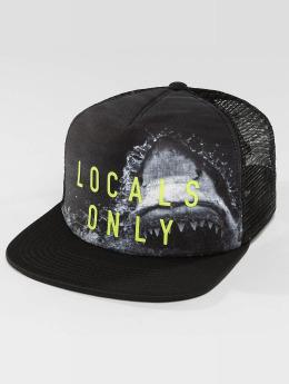 NEFF trucker cap Waco zwart