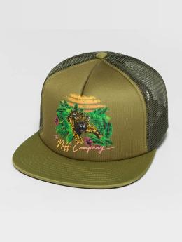 NEFF Orphan Trucker Cap Olive