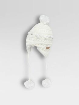 NEFF Wintermütze Raffy Earflap weiß