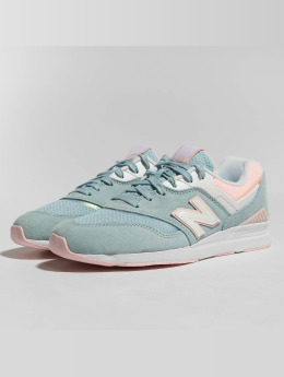 New Balance Baskets 697 bleu