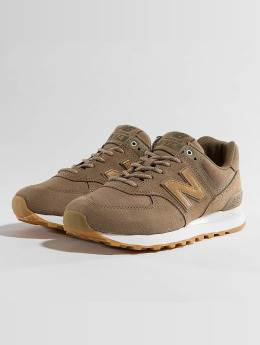 New Balance Baskets WL574 B CLM brun