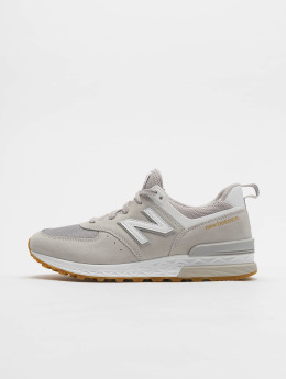 New Balance Baskets MS574 gris