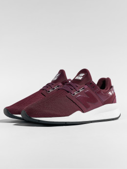 New Balance Baskets WS247 rouge