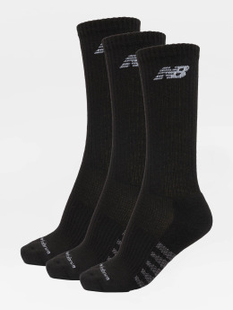 New Balance Chaussettes Core Unisex Low Cut noir