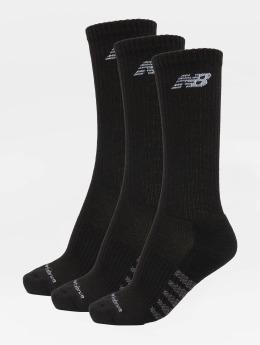 New Balance Chaussettes Core Unisex Low Cut noir