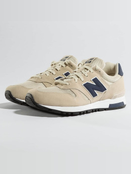 New Balance Sneaker 565 80s Running beige