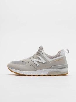 New Balance Sneaker MS574 grau