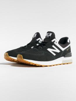 New Balance Sneaker MS574 schwarz