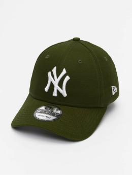 New Era Кепка с застёжкой League Essential NY Yankees 9Forty зеленый