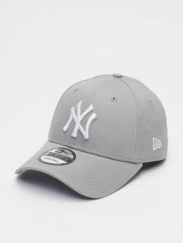 New Era Кепка с застёжкой League Basic NY Yankees 9Forty серый