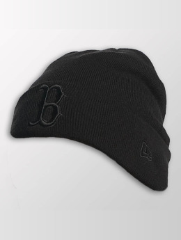 New Era Beanie Seasonal Cuff Boston Red Sox negro