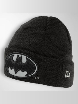 New Era Beanie Reflect Cuff Knit Batman negro