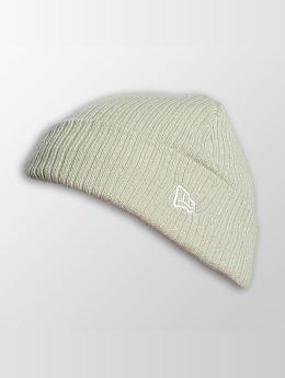 New Era Bonnet Lightweight Cuff Knit beige