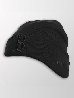 New Era Bonnet Seasonal Cuff Boston Red Sox  noir