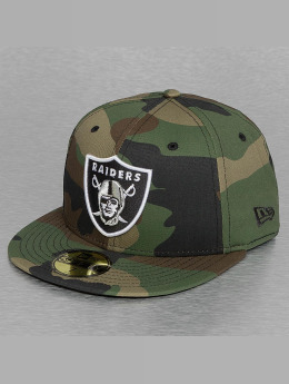 New Era Casquette Fitted Oakland Raiders 59Fifty camouflage