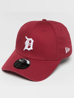 New Era Casquette Flex Fitted Washed Detroit Tigers 39Thirty rouge