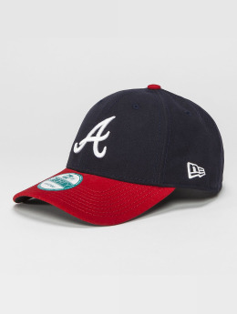 New Era Casquette Snapback & Strapback Atlanta Braves 9Forty Game bleu