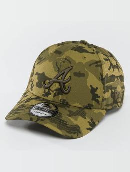 New Era Casquette Snapback & Strapback Seasonal Camo Atlanta Braves9Forty camouflage