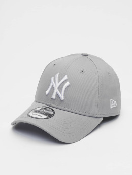 New Era Casquette Snapback & Strapback League Basic NY Yankees 9Forty gris