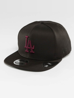 New Era Casquette Snapback & Strapback Jersey Tech LA Dodgers 9Fifty noir