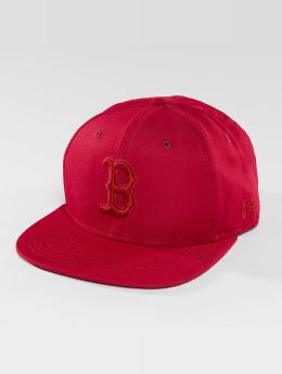 New Era Casquette Snapback & Strapback Nano Ripstop Boston Red Sox 9Fifty rouge