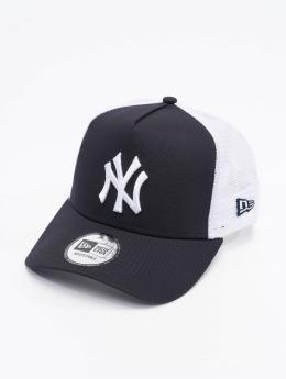 New Era Casquette Trucker mesh Clean NY Yankees bleu
