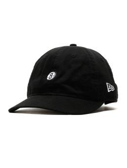 New Era Fitted Cap Nba Unstructured 9fifty Brooklyn Nets čern