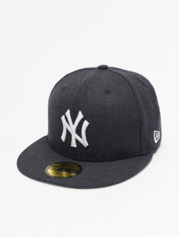 New Era Fitted Cap Streamliner NY Yankees blau