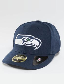 New Era Fitted Cap Team Classic Seattle blau