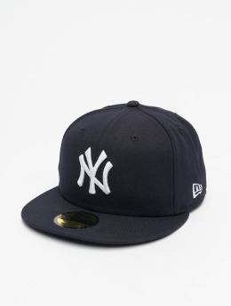 New Era Fitted Cap Acperf NY Yankees 59Fifty blau