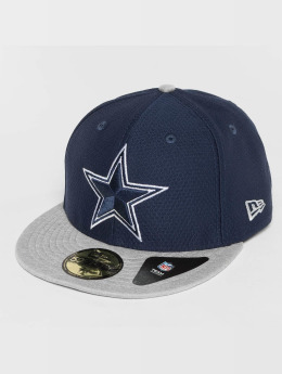 New Era Fitted Cap Dryera Tech Dallas Cowboys blauw