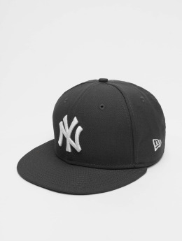 New Era Fitted Cap MLB Basic NY Yankees 59Fifty grigio
