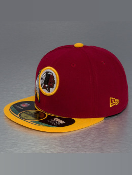 New Era Fitted Cap NFL On Field Washington Redskins 59Fifty rot