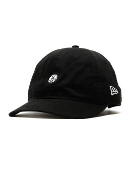New Era Fitted Cap Nba Unstructured 9fifty Brooklyn Nets schwarz