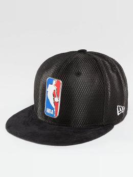 New Era Fitted Cap NBA 17 On Court Logo sort