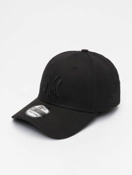 New Era Flexfitted Cap Classic NY Yankees 39Thirty čern