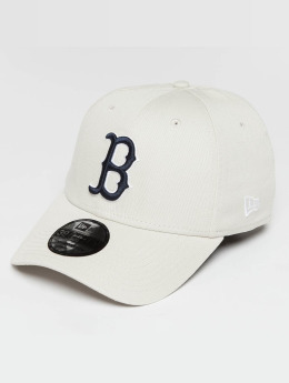 New Era Flexfitted Cap Washed Boston Red Sox 39Thirty beige