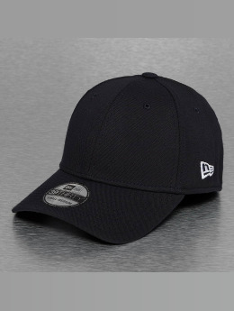 New Era Flexfitted Cap Basic blau