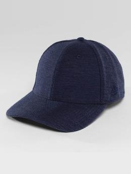 New Era Flexfitted Cap Slub 39Thirty blau