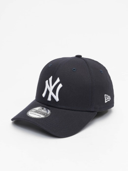 New Era Flexfitted Cap Classic NY Yankees 39Thirty blau