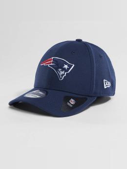New Era Flexfitted Cap Team Poly New England Patriots 9Fifty blau