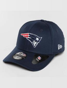 New Era Flexfitted Cap Team Essential New England Patriots blauw