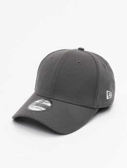 New Era Flexfitted Cap Basic gray
