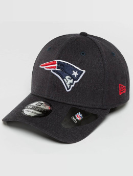 New Era Flexfitted Cap Team Heather New England Patriots szary