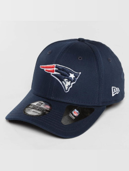New Era Flexfitted-lippikset Team Essential New England Patriots sininen