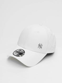 New Era Gorra Snapback Flawless Logo Basic NY Yankees blanco
